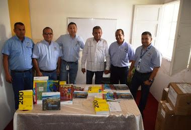 Red de bibliotecas de Mérida cuenta con 382 libros donados por la Fundación Polar