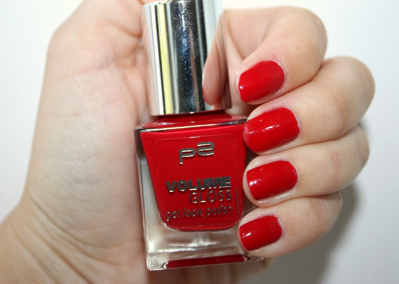 Mahonis Blog: p2 Volume Gloss Nagellack Nr. 170 Lady Danger