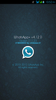 WhatsApp+ v4.12D