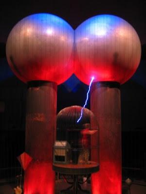 O que é campo eletrostático