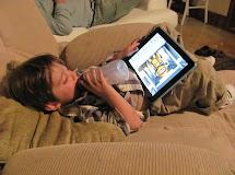 Novo iPad: Nova Aquisição.
