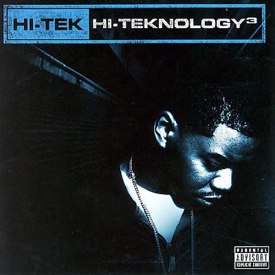 Hi-Tek – Hi-Teknology 3: Underground (CD) (2007) (FLAC + 320 kbps)