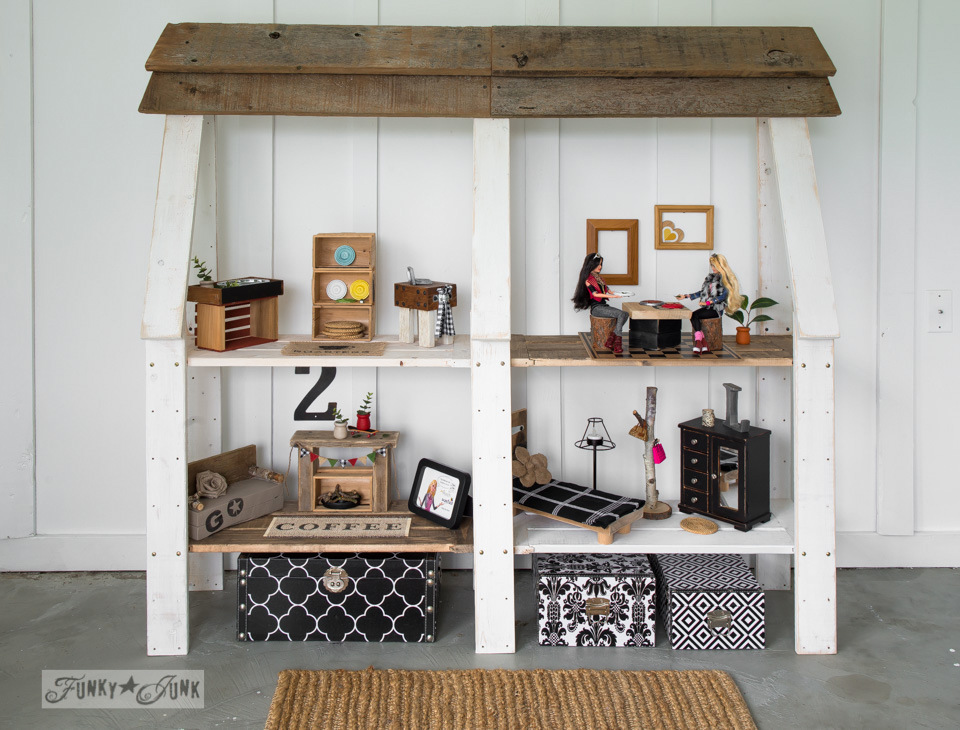 7 DIY Unique Dollhouses | Do it yourself ideas and projects