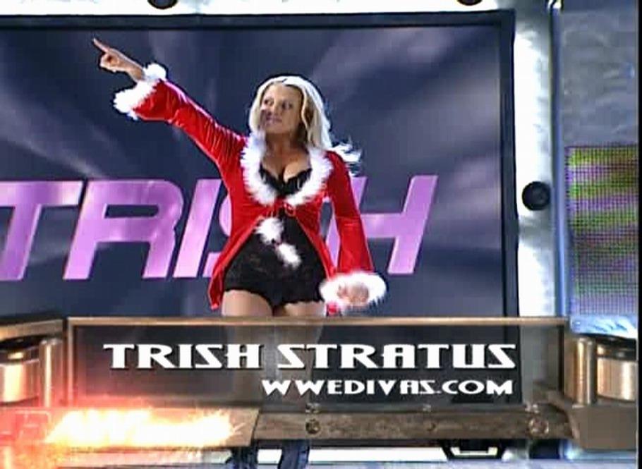 Mine, Trish stratus upskirt video final