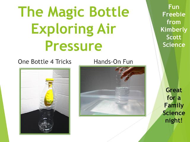 https://www.teacherspayteachers.com/Product/The-Magic-Bottle-Exploring-Air-Pressure-2344140