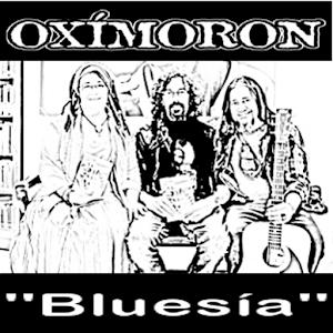 OxímoroN: Bluesía. (Cesc Fotuny, Marian Raméntol y Jaume Vendrell)