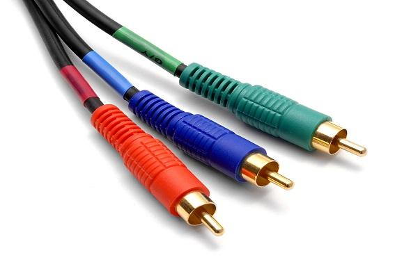Kết nối Component Video