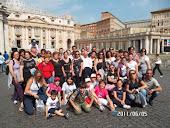 Pellegrinaggio per la Beatificazione Giovanni Paolo II