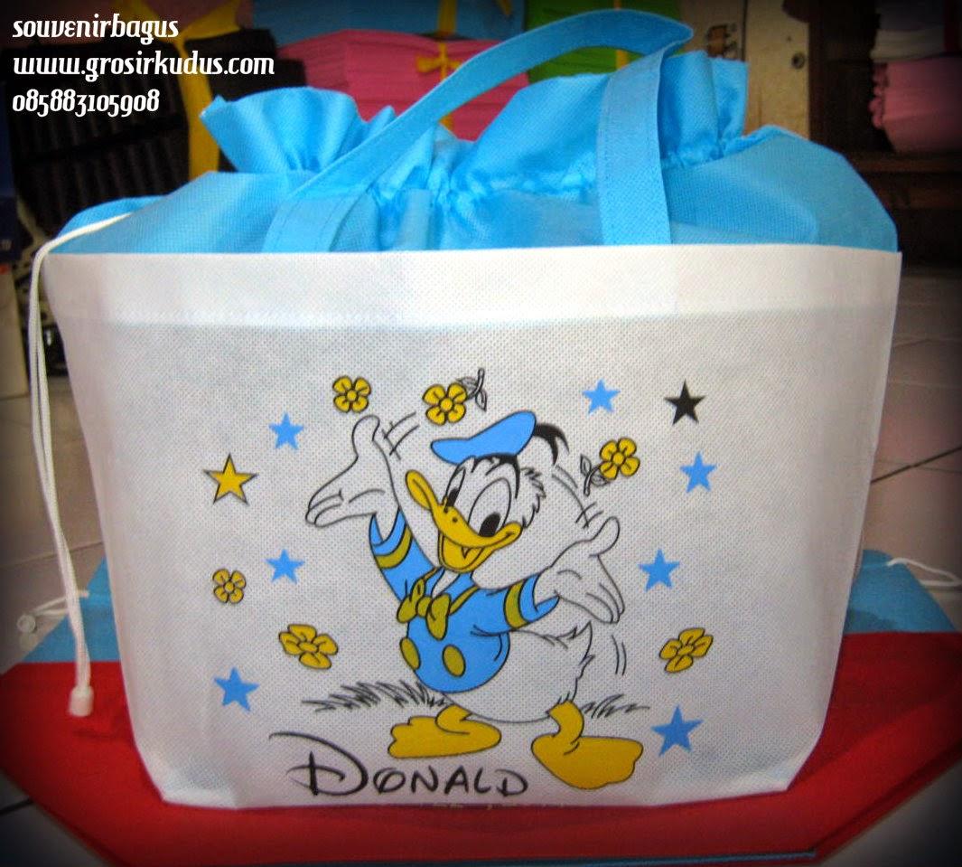 Tas Ulang Tahun Serut Donald