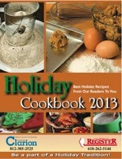 2013 Clarion/Register Cookbook