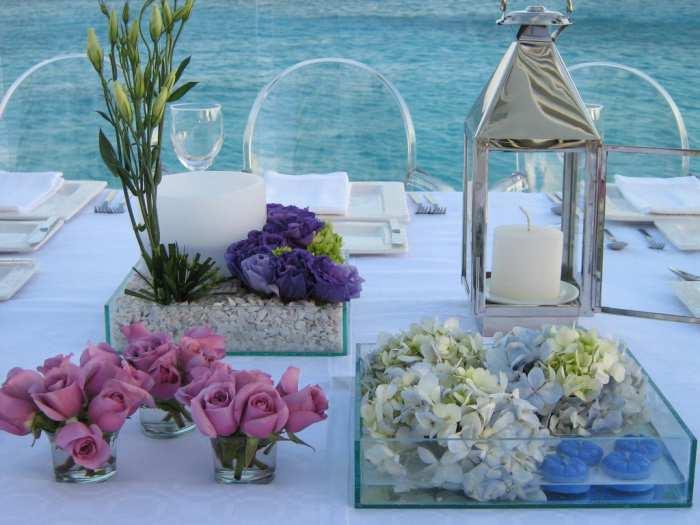 Flores de boda v 2 la hortensia decoraci n flores lo - Decoracion con hortensias ...