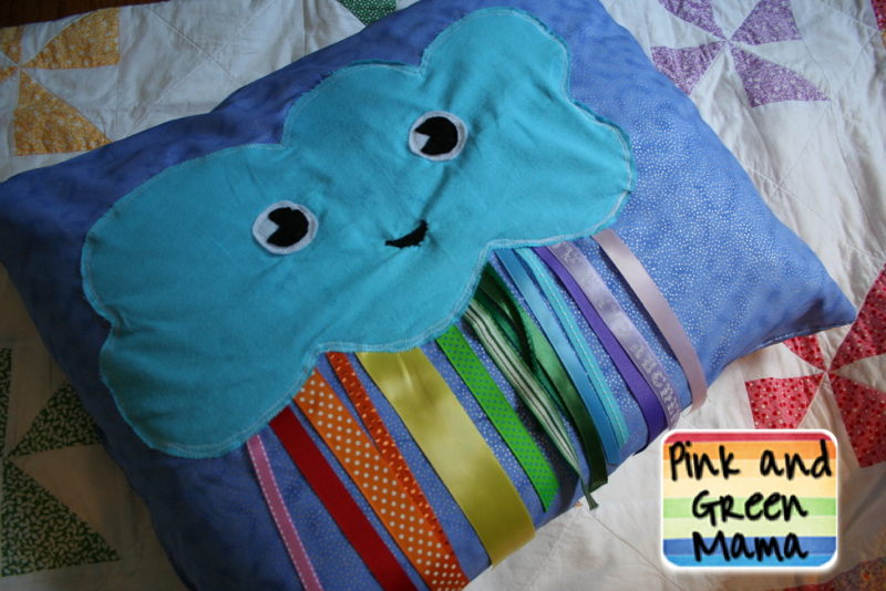 Cute Reading Pillow : Pink and Green Mama: * Setting Up The Kindergarten Classroom: Reading Pillows, Bulletin Boards ...