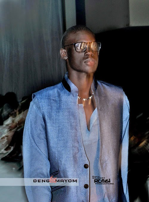 menswear on the catwalk, gilbert rossi shoots fashion parade, mens portfolio shoot, silk suit,