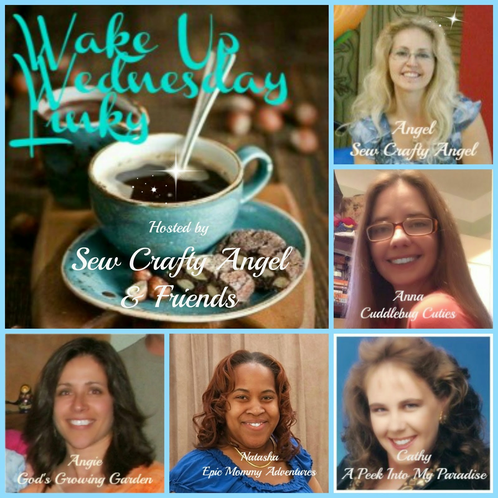 http://sewcraftyangel.blogspot.com/2015/04/wake-up-wednesday-linky-party-64.html