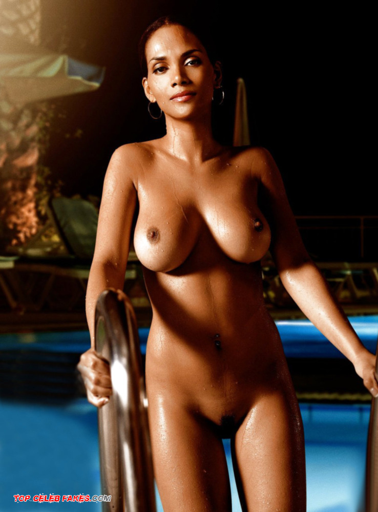 Amusing Halle Berry nude photos remarkable, rather