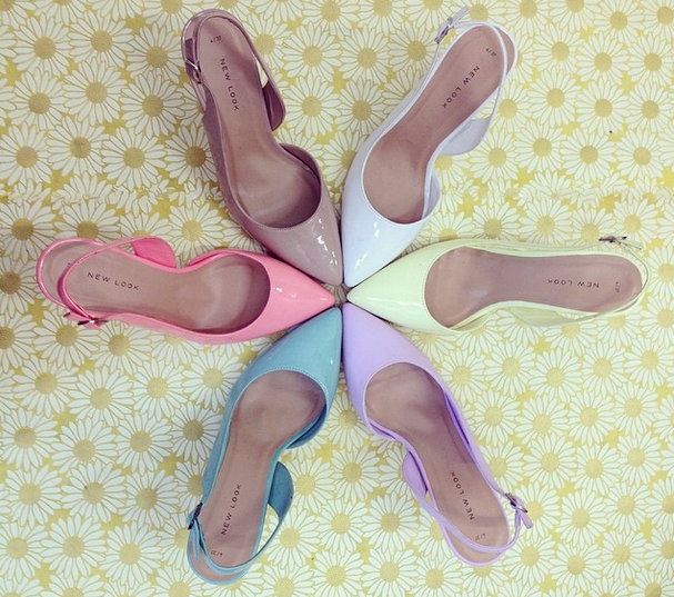 Pastel Heels, Pastel Shoes, Shoes For Summer, Cheap Shoes