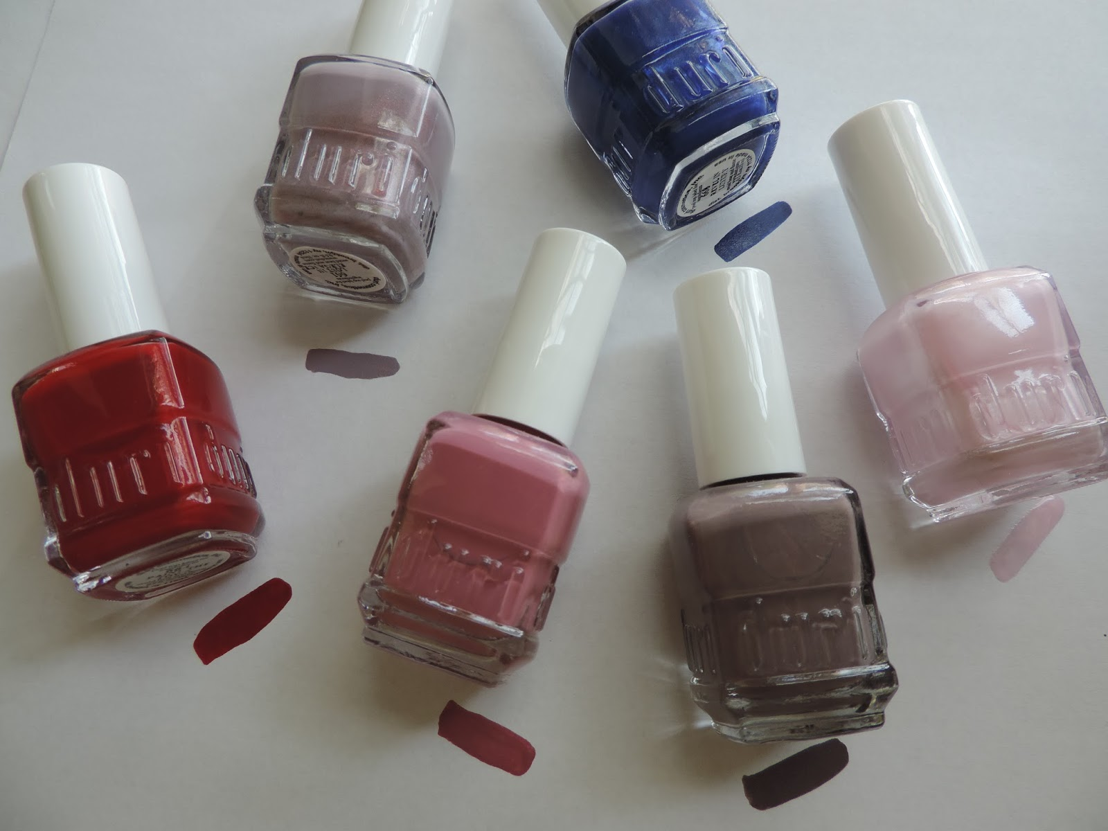 Mail4Rosey: Do You Love Nail Polish? The DURI Fall Colors are In!!