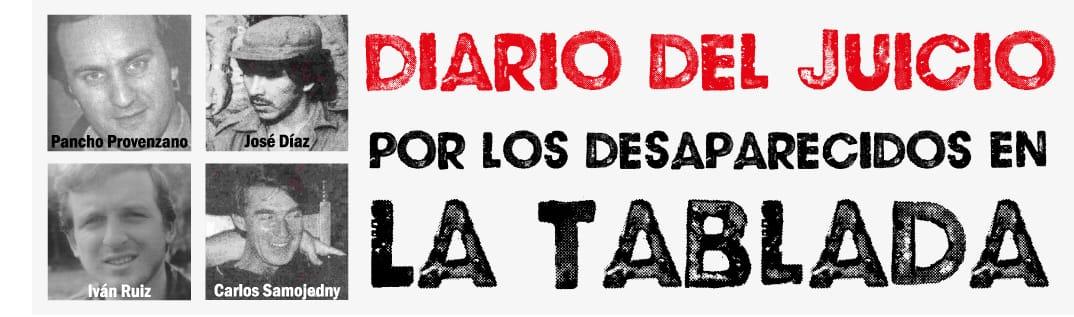 Desaparecidos de La Tablada