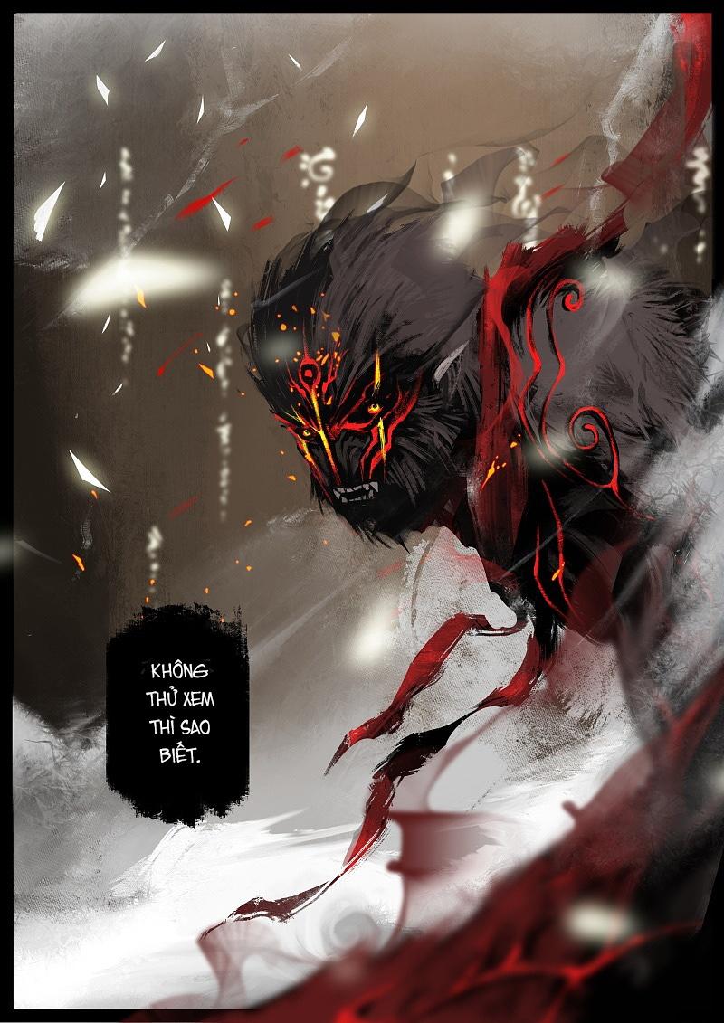 Tây Du Ký dị bản chap 38 page 9 - IZTruyenTranh.com