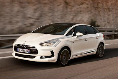 2012 citroen ds5 hibryd.