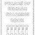 Pillars of Eemaan Coloring Book