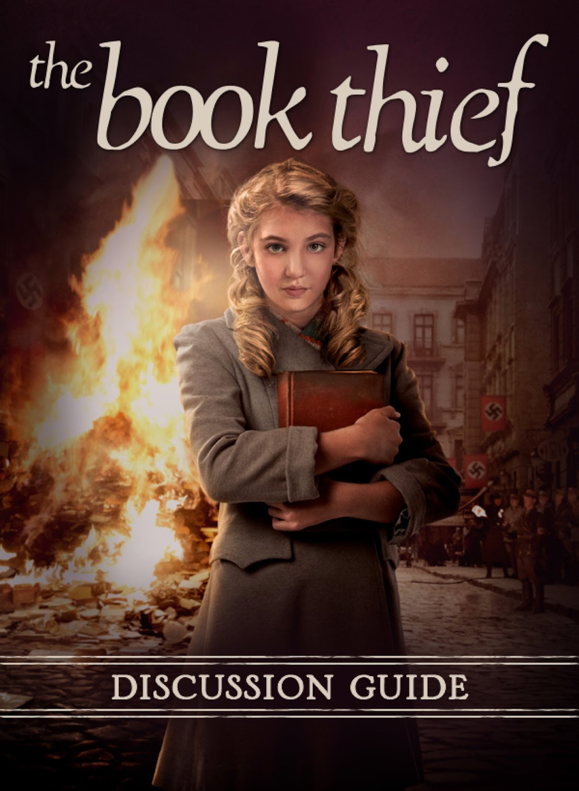 Giveaway: The Book Thief Bluray And Book