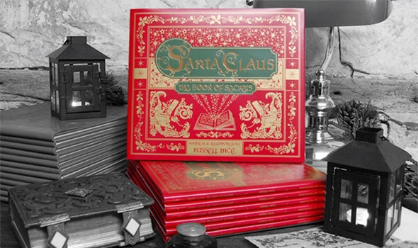 Santa Claus: The Book of Secrets