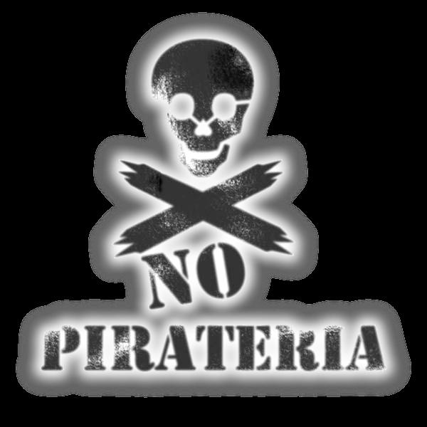 No Piratería