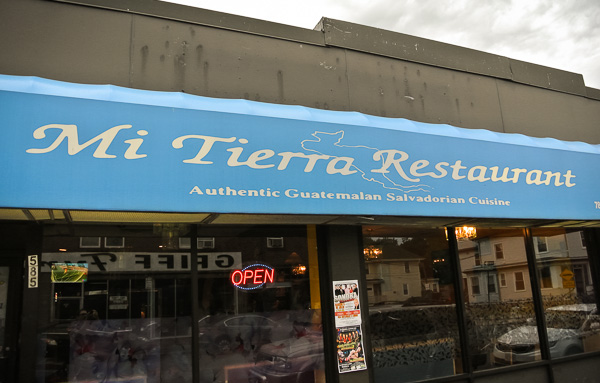 Mi Tierra restaurant in Waltham Massachusetts