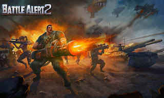 Screenshots of the Battle Alert 2: 3D Edition for Android tablet, phone.