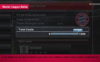 Esse Modo se refere ao Liga Master Online.