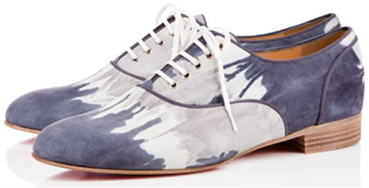 zapatos Christian Louboutin hombre primavera verano 2011
