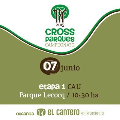 Cross Parque Lecocq de El Cantero (CAU, 07/jun/2015)