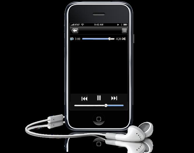 iphone 7 transparente