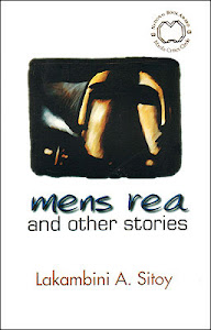 MENS REA, a collection of short stories