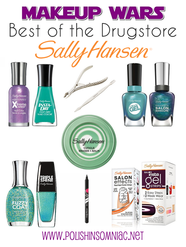 The Best of the Drugstore - Sally Hansen
