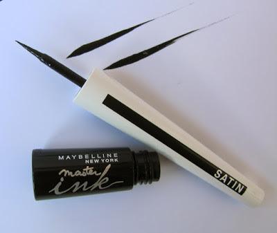 Подводка для глаз Maybelline New York Master Ink Satin