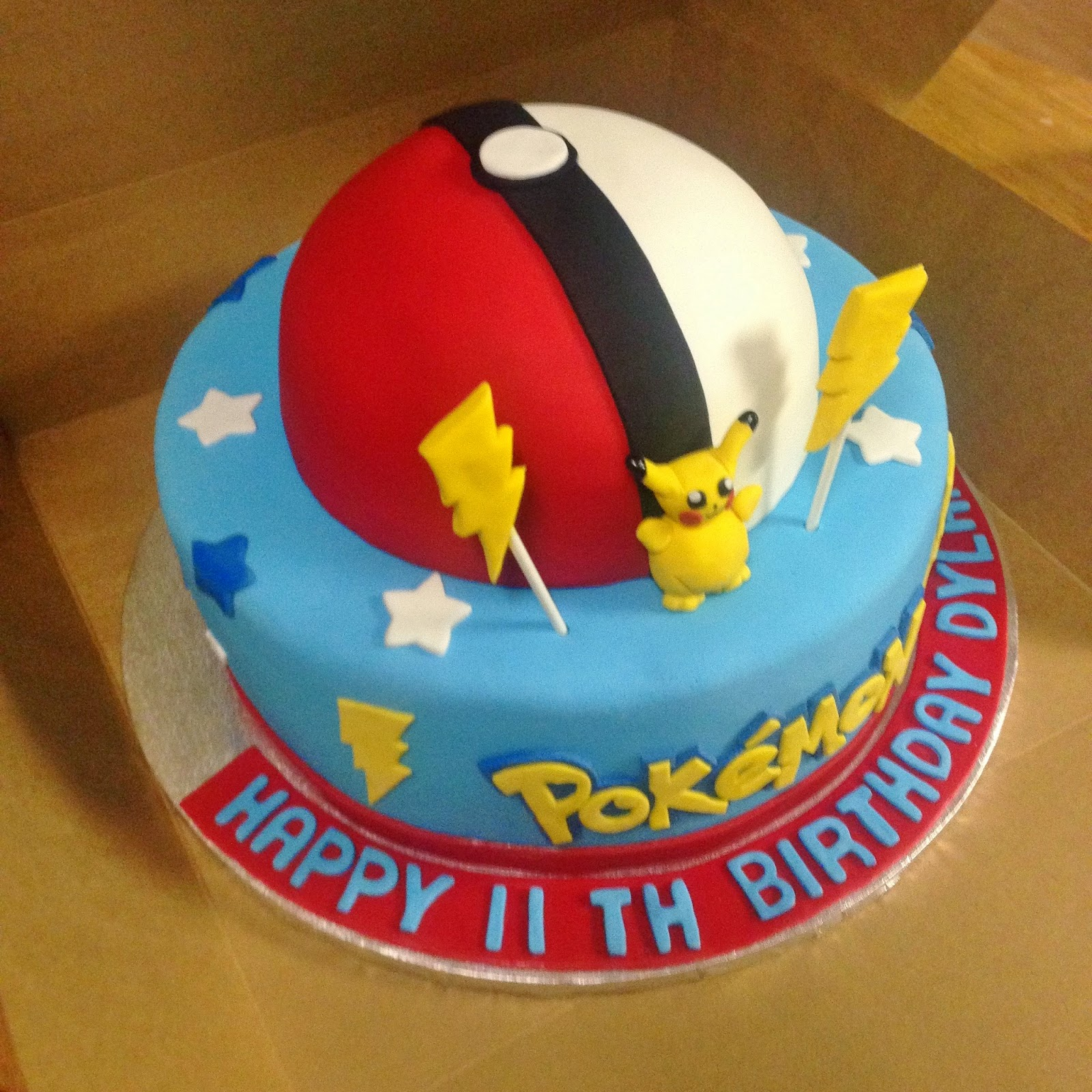 Cakes By Mindy 8 Amp 12 Pokemon Cake