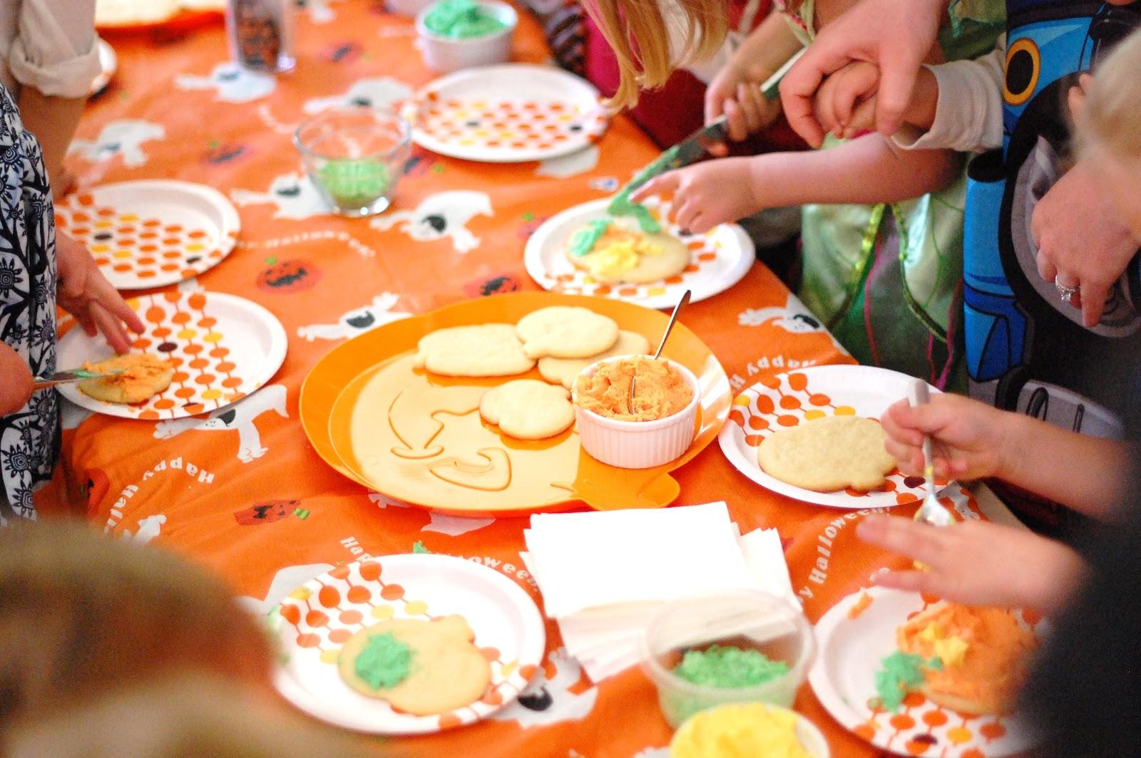 Our Yuppie Life: Ashlynn's Halloween Birthday Party