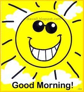 ucapan selamat pagi hari
