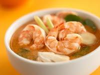 Resep sup udang bumbu sereh istimewa