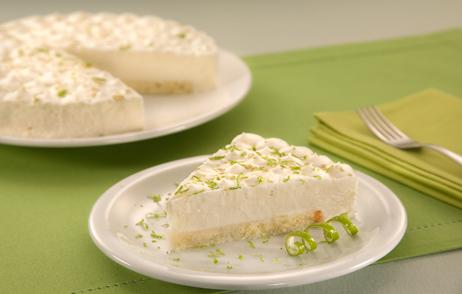cheesecake de limão com coco ralado delta ferreira