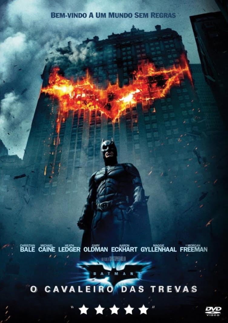 Batman: O Cavaleiro das Trevas – Dublado (2008)