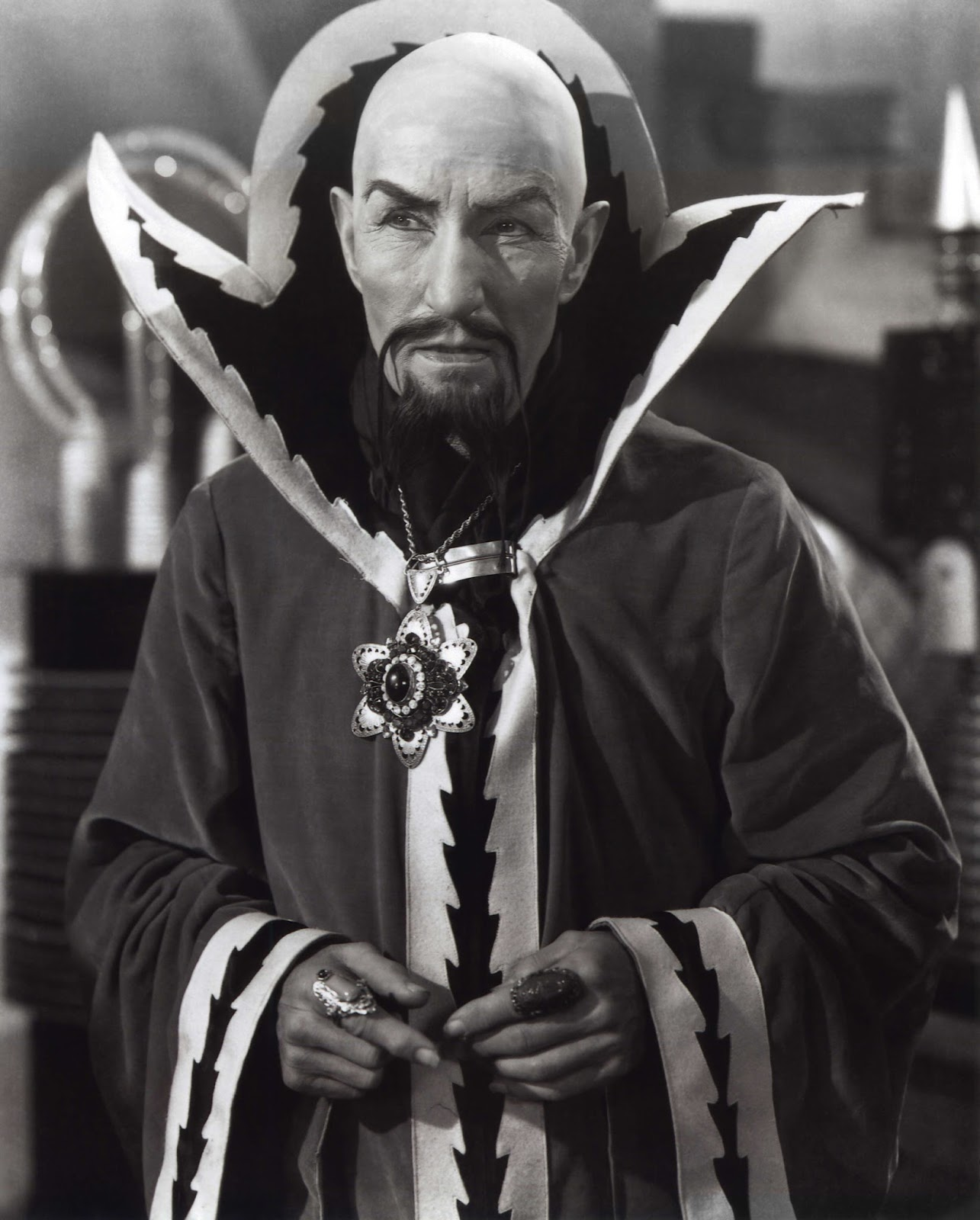 Bobby Watson (actor) Ming the Merciless in the