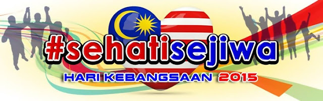 slogan hari kebangsaan 2015