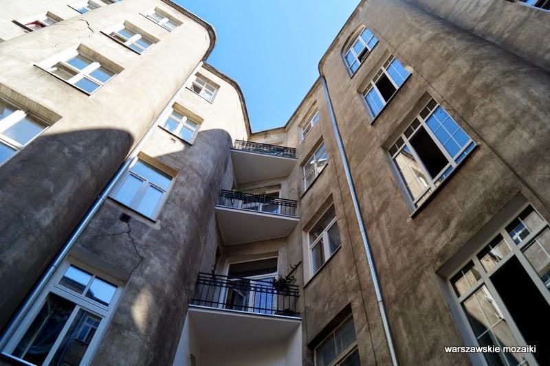kamienica balkon Praga