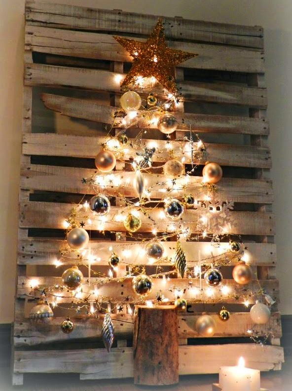 idées originales sapin de Noël
