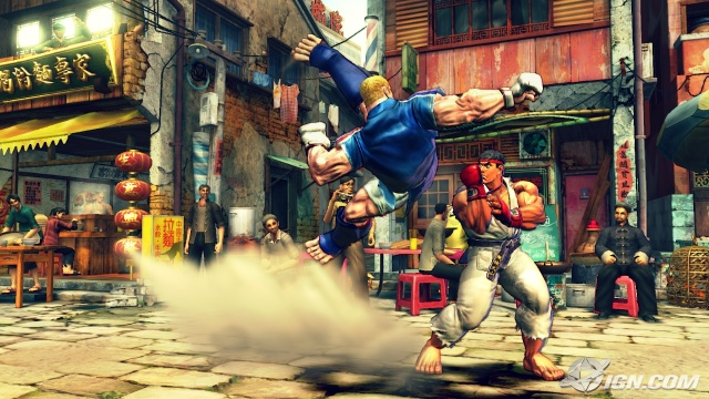 Street Fighter IV (PS3) 2009