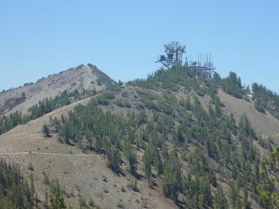 TRT along Relay Ridge and Peak, northwest Nevada