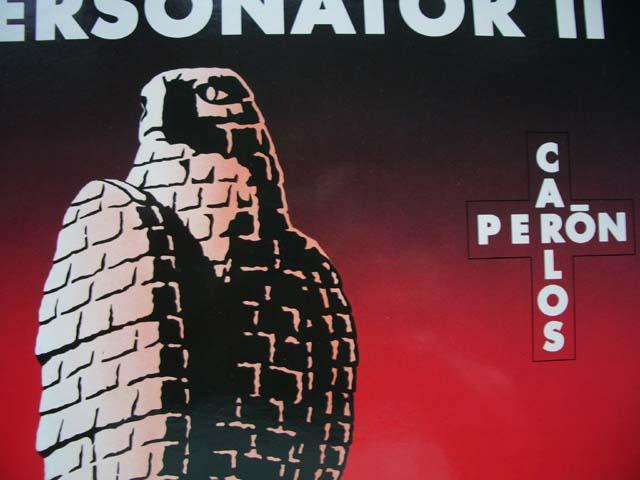 Carlos Peron Commando Leopard